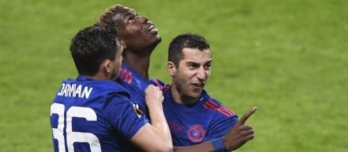 Paul Pogba che ha incalanato la partita a favore dello United