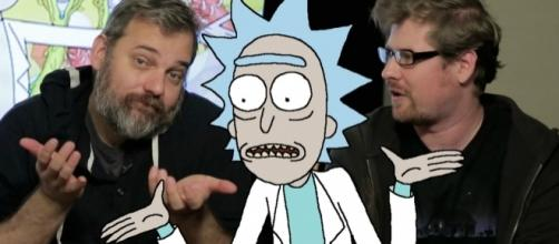 """""""Rick and Morty"""" season 3 release date is said to be delayed again. Photo - pinterest.com"""