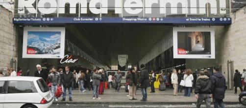 Stazione Termini, il posto dove è stato ritrovato il bagaglio sospetto