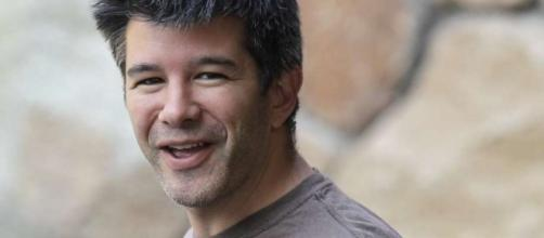 Uber CEO Travis Kalanick (source from Blasting News library)