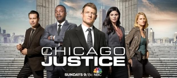 'Chicago Justice' failed to earn a renewal from NBC after its freshman run. (Facebook/Chicago Justice)