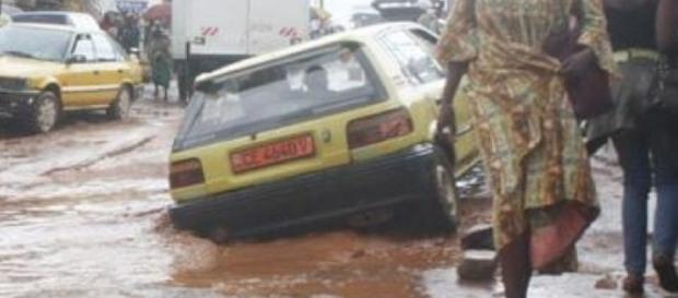 Difficultés de la vie à Essos en saison pluvieuse