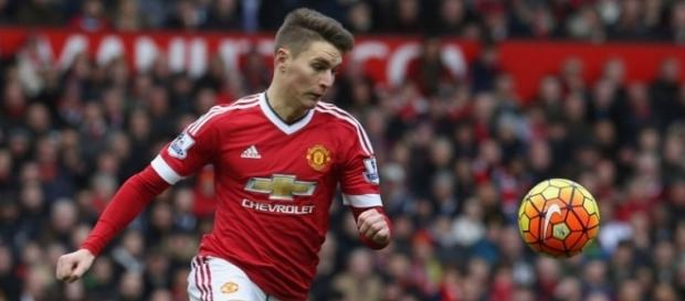 Guillermo Varela has be sent back to Manchester United, after having loan spell terminated at Frankfurt- skysports.com