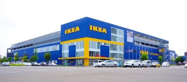Ikea / Photo by kirakiraouji 3.0 sharealike via wikimedia
