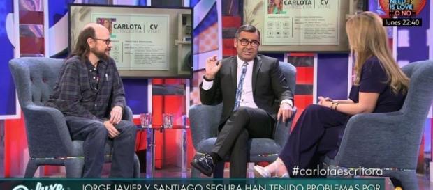 Jorge Javier Vázquez confiesa que tomó anfetaminas para adelgazar ... - elespanol.com