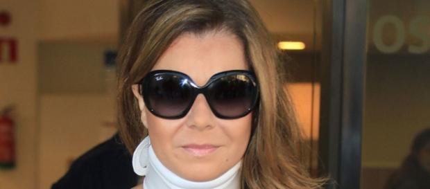 María José Campanario, hospitalizada por una fuerte reacción alérgica - diezminutos.es