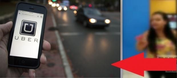 Mulher é filmada enquanto arma barraco com motorista de Uber e vídeo viraliza