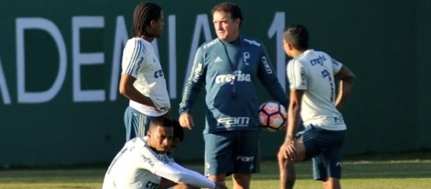 Palmeiras não poderá contar com Felipe Melo