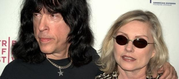 Photo Marky Ramone and Debbie Harry by David Shankbone/CC BY 3.0
