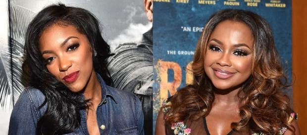 Porsha Williams Drops a Bombshell on Phaedra Parks | Phaedra Parks ... - bet.com