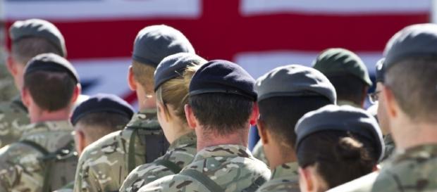 RUSI - rusi.org British troops