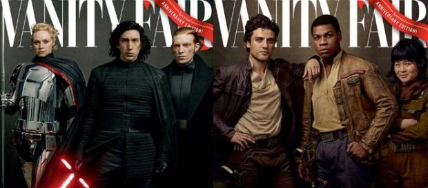 Star Wars: The Last Jedi: 5 Movie Secrets Revealed in Vanity Fair. / from 'E! Online' - eonline.com