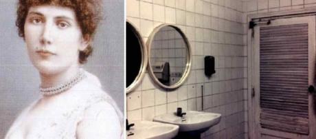 """Conheça a impressionante história por trás da """"loira do banheiro"""""""