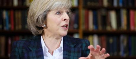 Theresa May is the only person who can bring Germany's Angela ... - thesun.co.uk