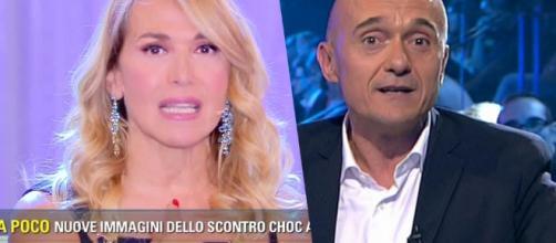 Alfonso Signorini attacca pesantemente Barbara D'Urso.