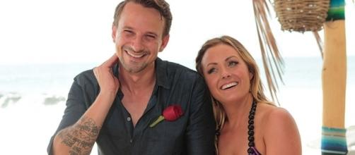 Bachelor in Paradise' couple Evan and Carly - ABC