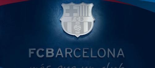 Escudo oficial FC Barcelona (Més que un club)