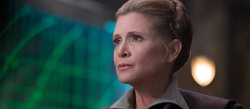 General Leia Organa Solo   Star Wars The Force Awakens   Star Wars ... - pinterest.com