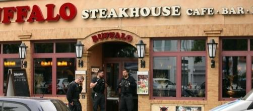 Il ristorante sequestrato a Mariendorf legato ad una multinazionale franco-americana