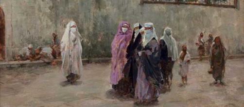 L'Oriente nella pittura dell'Ottocento Italiano