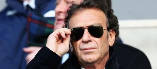 Massimo Cellino interessato all'acquisizione del Genoa