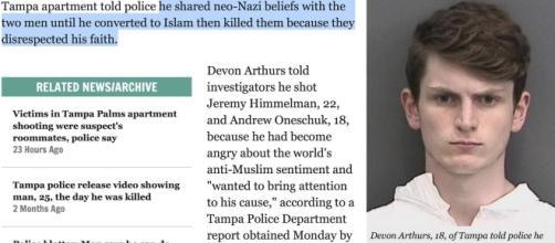 NAZI MUSLIM KILLS NAZIS - funnyjunk.com