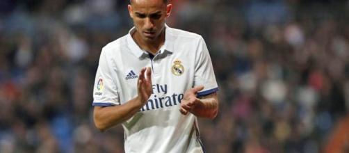 Il difensore brasiliano del Real Madrid Danilo sembra vicinissimo all'Inter