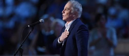 """Paul Simon performs the stirring """"Questions for the Angels"""" for the first time live on Stephen Colbert. - rollingstone.com"""