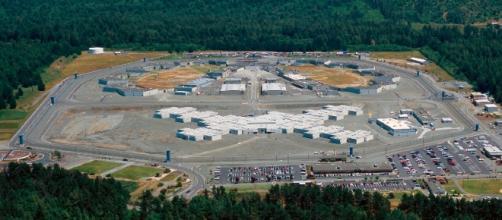 Pelican Bay State Prison. Photo via California Department of Corrections Public domain