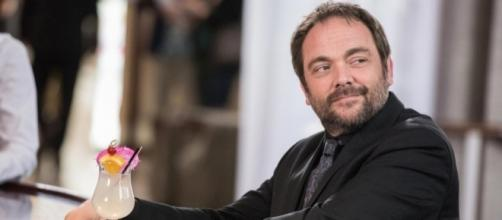 'Supernatural' star Mark Sheppard is leaving the series. Photo - twitter.com