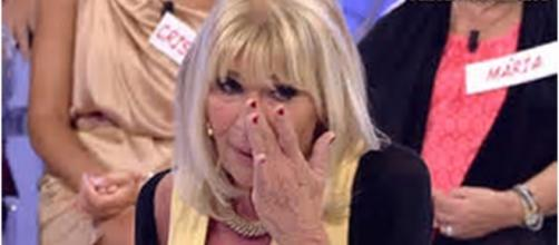 Gemma Galgani in lacrime per Marco
