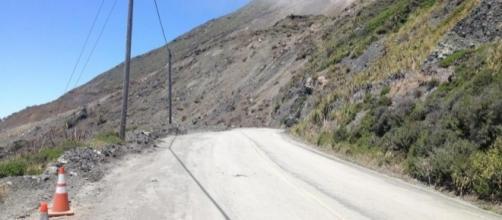 Watch: Landslide buries part of California's coastal highway in ... - upi.com