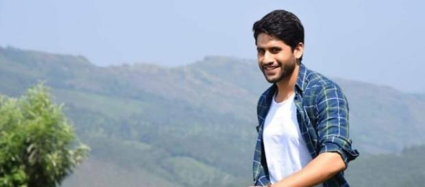 A still of Naga Chaitanya from 'RaRandoi Veduka Chuddam'