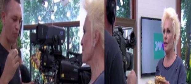 Ana Maria Braga não é aprovada nem mesmo por cinegrafistas (Foto: Google)