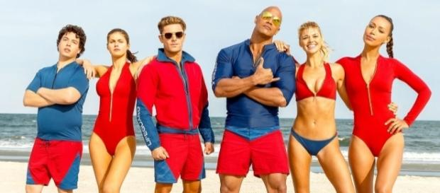 Baywatch' Trailer: The Rock, Zac Efron Fight Crime — and Strip ... - usmagazine.com