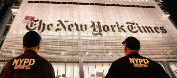 Go Right To Fifth Paragraph Of Latest NYT Russia 'Bombshell'   The ... - dailycaller.com