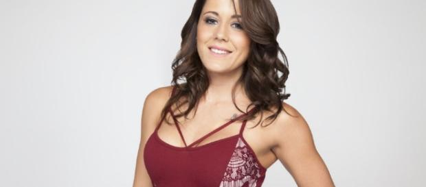 Jenelle Evans promo photo via BN library