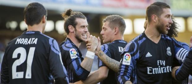 Joueurs du club Madrilène, Real Madrid !