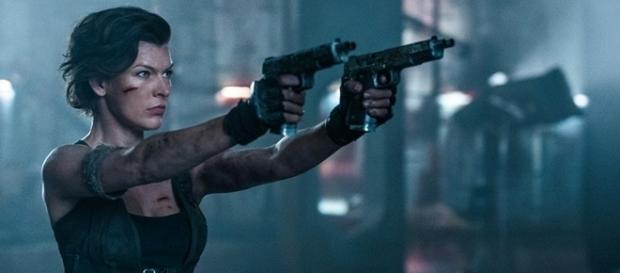 "Milla Jovovich has played Alice in all six ""Resident Evil"" films. (IMDB)"