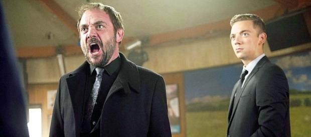 No more Crowley in 'Supernatural' [Image via Blasting News Library]