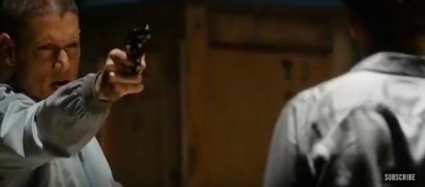 Prison Break episode 9 season 5 Michael screenshot image via Andre Braddox