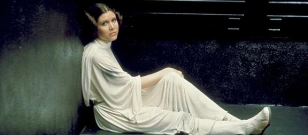 Remembering the late Carrie Fisher as Princess Leia of 'Star Wars.' (Flickr/Tom Simpson)