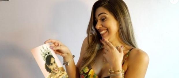 Vivian Amorim anuncia novo trabalho ( Foto: Reprodução)