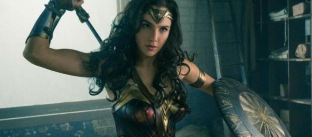 Wonder Woman premiere cancelled following terror attack. / from 'Female First' - femalefirst.co.uk