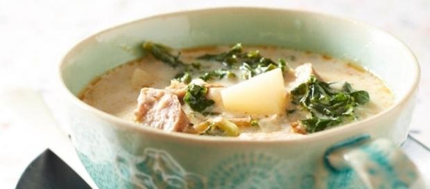 Zuppa Toscana Soup Recipe - Photo: Blasting News Library - myrecipes.com