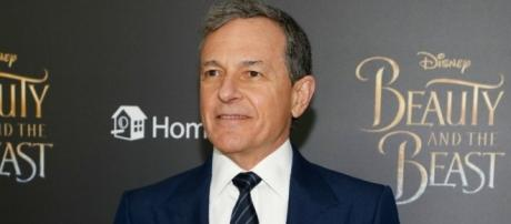 Bob Iger now thinks hacker threat of leaking stolen Disney film is a hoax. / from 'The Hollywood Reporter' - hollywoodreporter.com