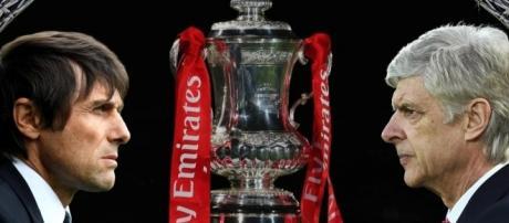 Conte ou Wenger: Quem vencerá a Taça de Inglaterra