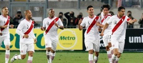 Fotografía: de la selección de Perú