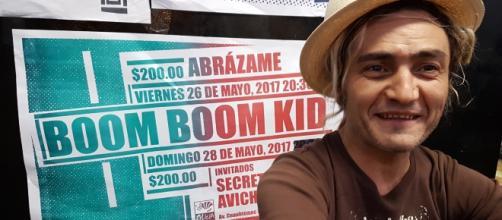 Boom Boom Kid en el Foro Alicia.