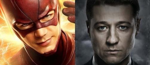 Flash es uno de los personajes que tiene la habilidad para viajar a Gotham